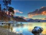 mountain-lake-sunset-windows-8-wallpaper-852x480