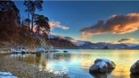 mountain-lake-sunset-windows-8-wallpaper-852x480
