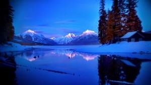 mountain-lake-lodge-landscape-wallpaper-1