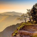mountain-cliff-sunset-1920x1200