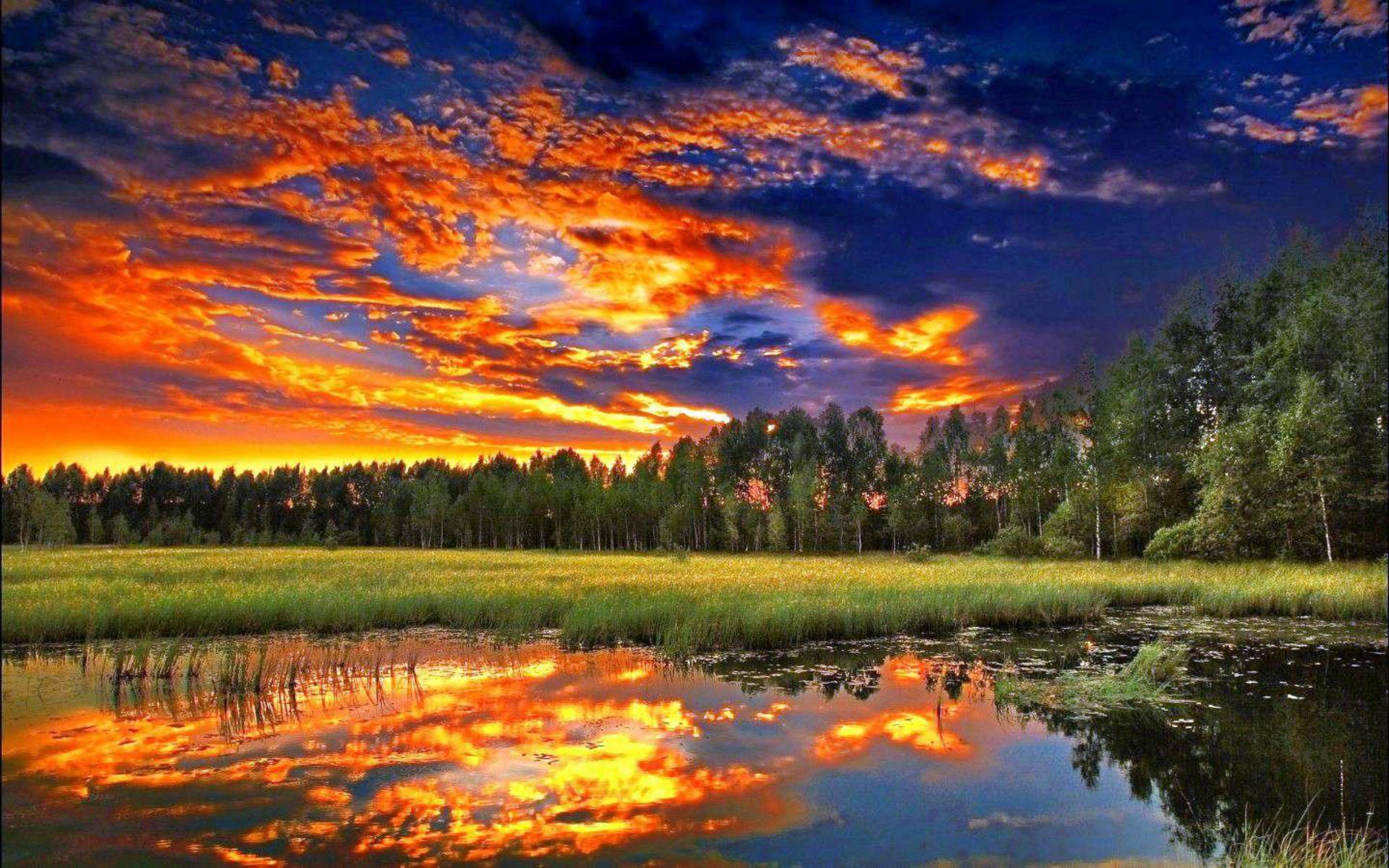 sfondi desktop tramonti